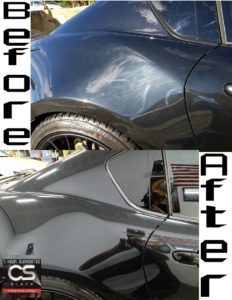 professional auto detailing paint correction Connecticut