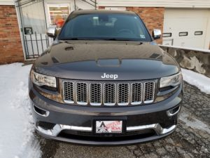 Jeep Auto Detailing Connecticut New York