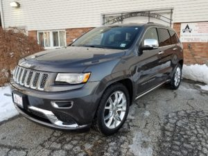 Jeep Auto Detailing Connecticut